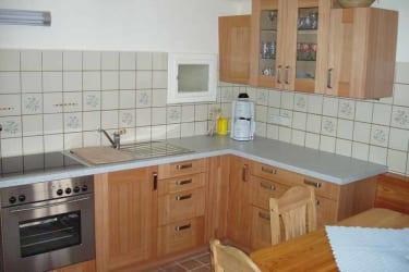 Die neue Küche im Ferienhaus