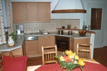FW Sarstein, Küche