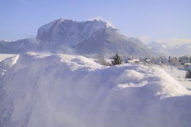 Trisselwand im Winter