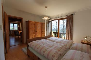FW Trisselwand, Schlafzimmer