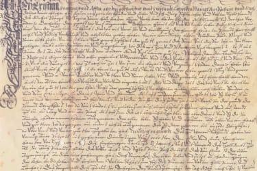ätlestes Dokument (1510)