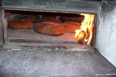 Mhmmmm frisches Brot!
