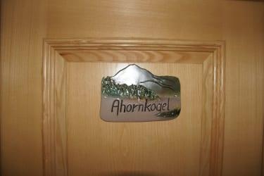 Ferienwohnung Ahornkogel