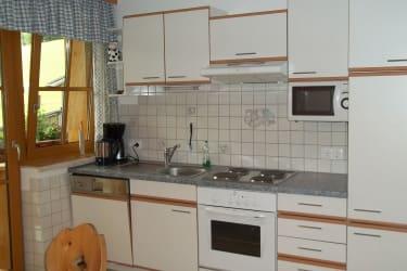 Küche Familienferienwohnung