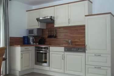 Küche Fewo neu