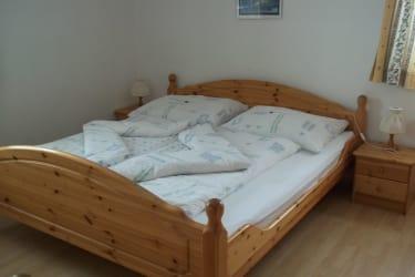 Schlafzimmer Familienferienwohnung