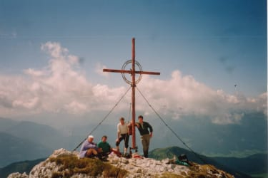 Gipfelsieg am Admonter Reichenstein