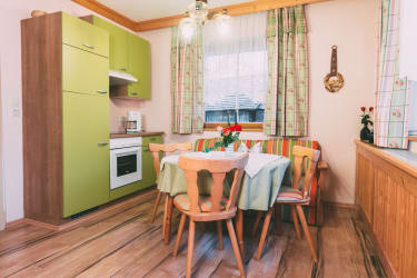Unsere Wohnküche