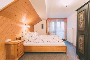 Das kuschelige Doppelbett