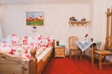 Das erste unserer beiden Zimmer