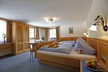 Dreibettzimmer-Bauernhaus