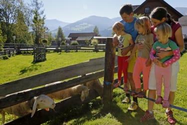 Urlaub am Bauernhof