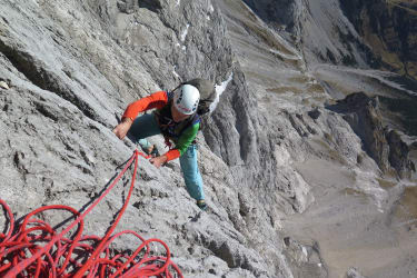 Klettern Südwand
