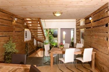 Fojer mit Augang zu den Komfortzimmern