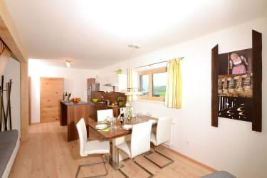 Wohnküche Appartement Schwalbennest