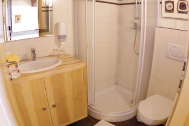 Badezimmer - Zimmer Nr.2