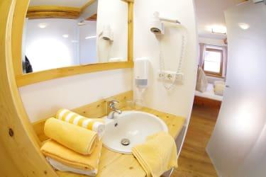 Badezimmer - Zimmer Nr. 5
