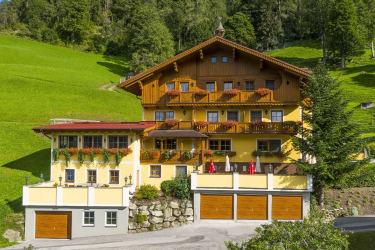 Wohlfühlen in der Pension Eisbacherhof inmitten der Schladminger Tauern