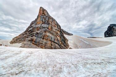 Ausflugsziel Dachsteingletscher