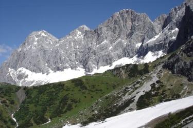 Ausflugsziel Dachstgletscher