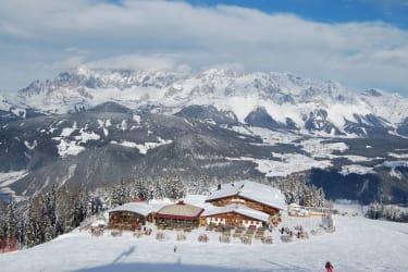 Skigebiet Planai