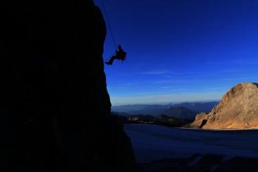 Alpin Klettern