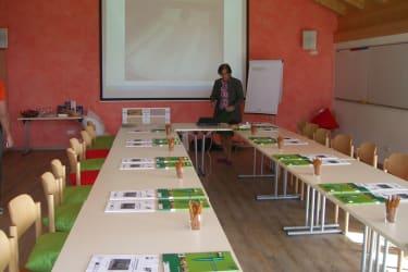 Seminarraum innen