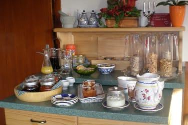 fertig zum Frühstück