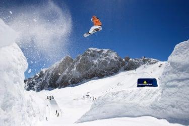 Snowborden