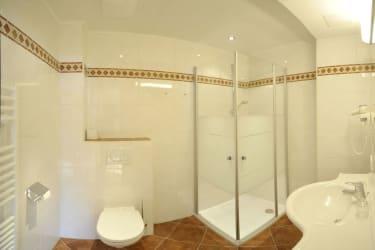 Badezimmer Obertal