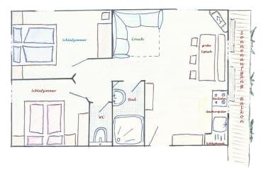 Wohnung Lamm