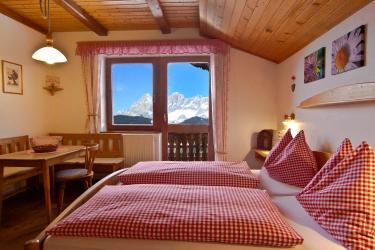Zimmer mit Dachsteinblick