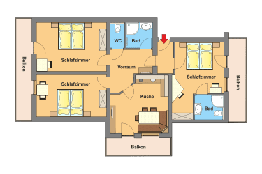 Appartement Typ C