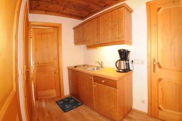 Vorraum mit Küchenzeile