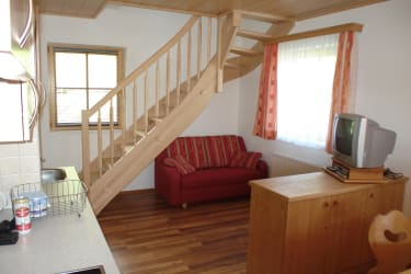 Wohnung 3 Aufenthaltsraum