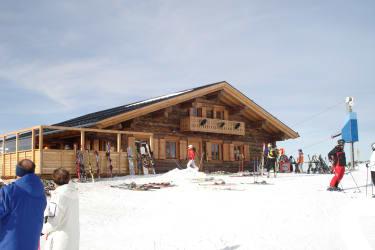 Krimandlhütte Lawinenstein