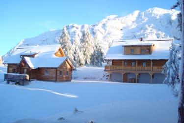 Thomahohütte und Lärchenhütte