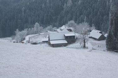 Winter beim Schmiedhofer