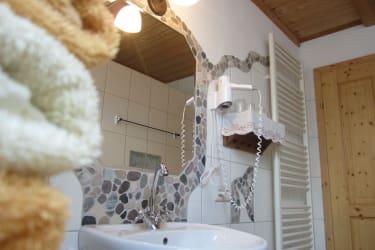 Bad der Romantikwohnung