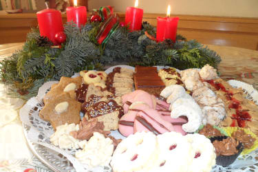 'Weihnachtsbäckerei