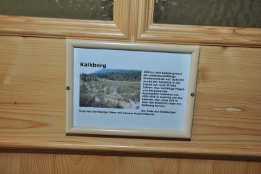 Herzlich willkommen in der Ferienwohnung Kalkberg