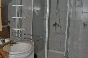 Ferienwohnung Kalkberg - Badezimmer