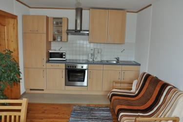 Ferienwohnung Adelsberg Küche