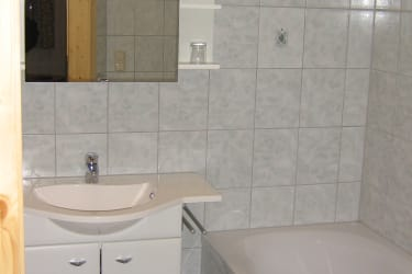 Zirbitz Badezimmer