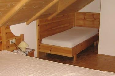 Zirbitz Schlafzimmer