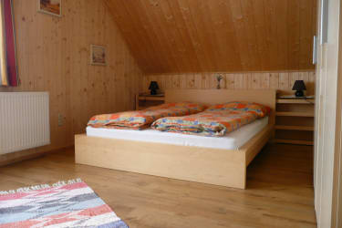 Hütte Susanna zimmer 1
