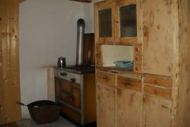 Küche / Groaße Hütte