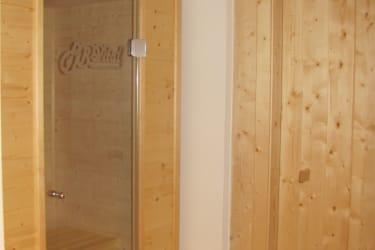 Sauna Ferienhütte