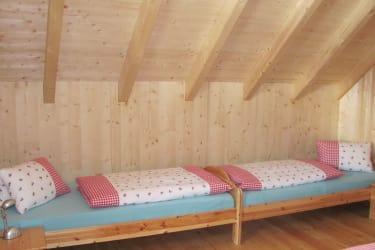 Kinderzimmer Ferienhütte