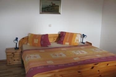 Schlafzimmer Killbauernhütte